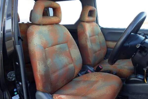 ジムニーJB23-1型 KANSAI 運転席・助手席シート