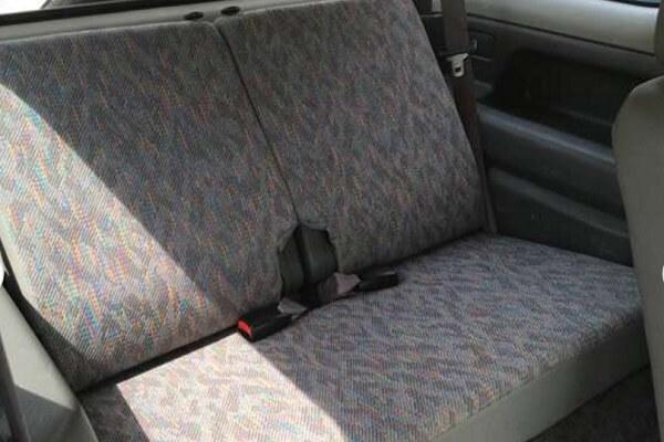 ジムニーJB23-2~3型 XA/XG 後席シート