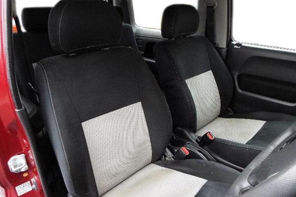 ジムニーJB23-6型 ワイルドウインド後期 運転席・助手席シート