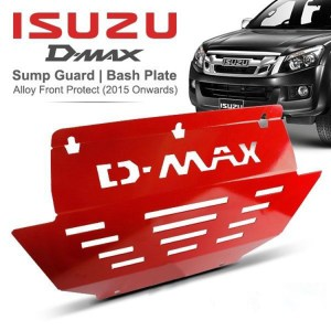 2016 D-max skid plate