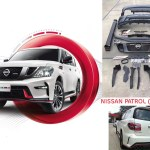 Nissan Patrol Y62 Full Set Accessories 4x4 Pickup Accessories China Exporter