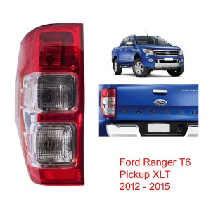 Ford Ranger T6 Pickup 2012-2014 Tail Light Tail Lamp