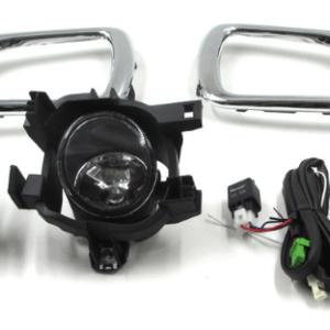 navara 2014 NP300 fog lamp