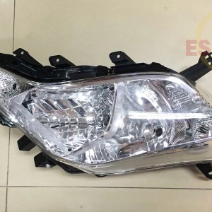 Genuine Style HID Headlights For Toyota Land Cruiser Prado 2014~2016