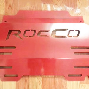 Hilux Rocco skid plate