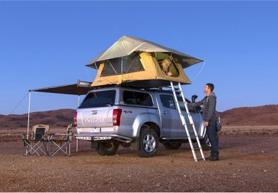 ARB Kakadu Roof Tent ARB4101 Review