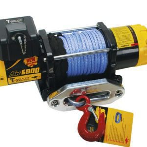 TMAX 6000 LBS ATW PRO Winch-Synthetic-Rope