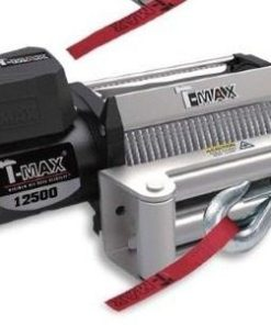 TMAX 12500 LBS XPOWER Winch with Steel Cable