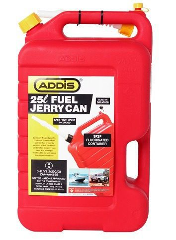 ADDIS 25l Fuel Jerry Can