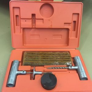 Deluxe Tyre Repair Kit