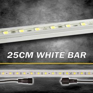 Light Bar White 25cm