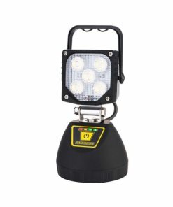 Rechargeable Magnetic Mount LED Flood Work Light
