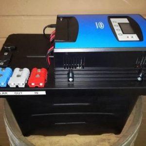 Portable Dual Battery Conversion