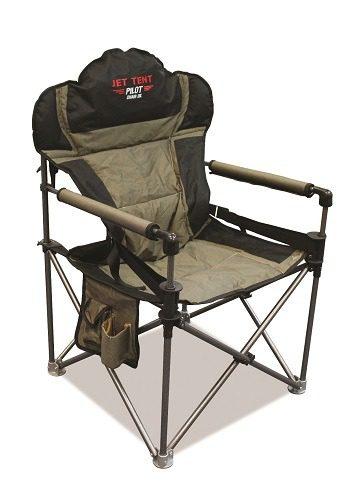 Jet Tent Pilot Chair Deluxe