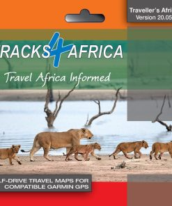 Tracks4Africa GPS Maps Version 20.05