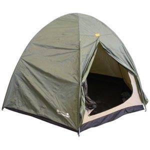 Nylon family 4 man tent