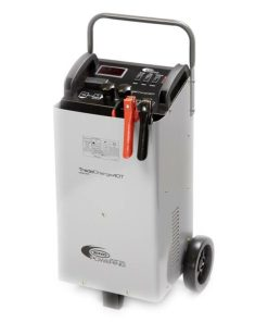 40A trolley battery charger and jump starter