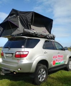 Expedition Safari Gear Soft Rooftop tent
