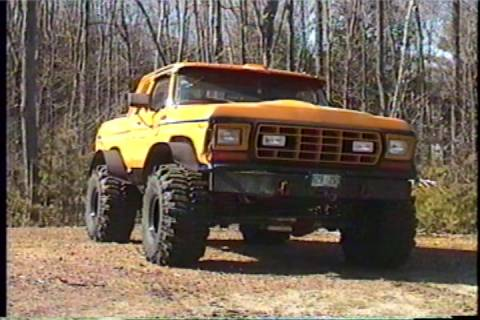 1978 Bronco With Crew Cab Conversion Gt 4x4 Off Roads 4x4