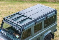 4x4 Outdoor Tuning :: CargoBear modular roof rack for