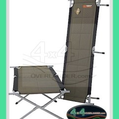 Oztent King Kokoda Chair Review Clean Leather Goanna Stretcher 4x4overlander