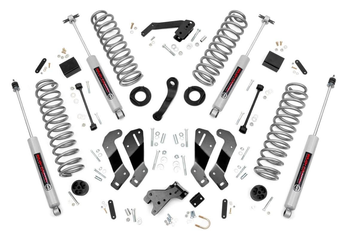 3 5in Jeep Suspension Lift Kit