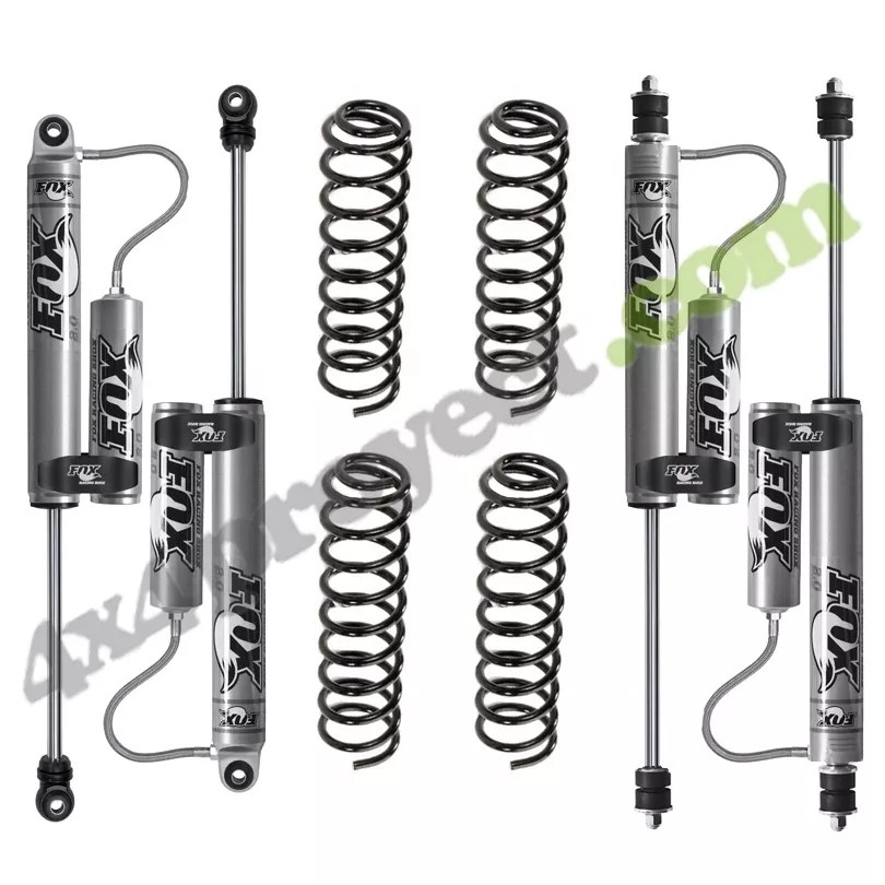 Fox Y Ome Foxnpy6061k3r Kit Suspension 125mm Nissan Patrol