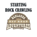 Starting Rock Crawling