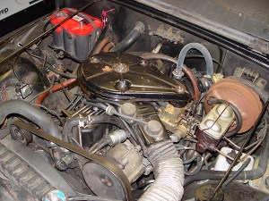 Howell TBI Throttle Body Fuel Injection Installation Jeep CJ Emissions
