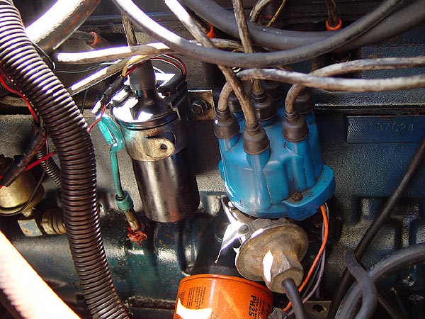Amc 258 Distributor Wiring Diagram Jeep Cj 258 Tfi Ignition Upgrade