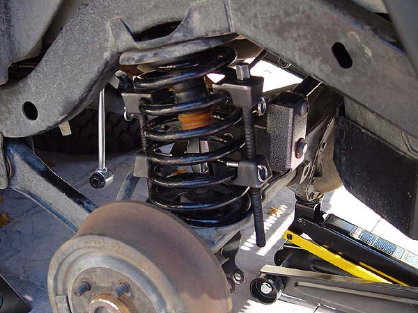 jeep jk front end diagram pioneer deh p4200ub wiring 2 tj air lift suspension installation write-up