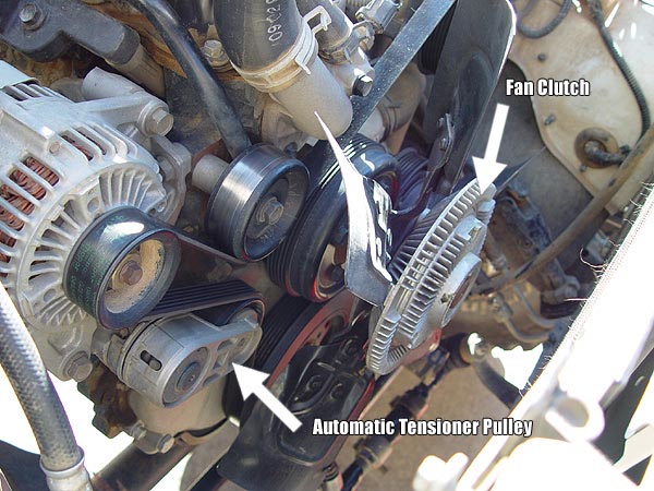 Cherokee Diagram 4 Belt 0 Jeep 2000 Serpentine