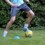 The Two-Touch Dribble