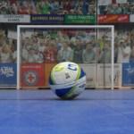Leeds Futsal Arena - Ball & Goal