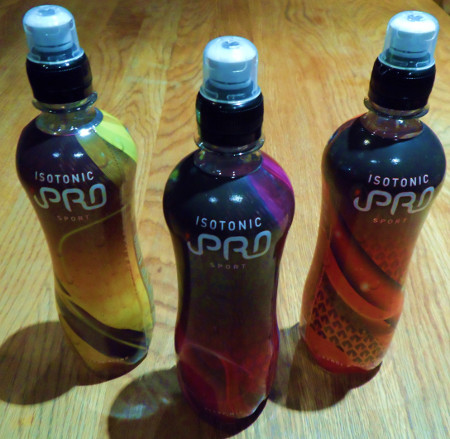 iPro Sport Drinks