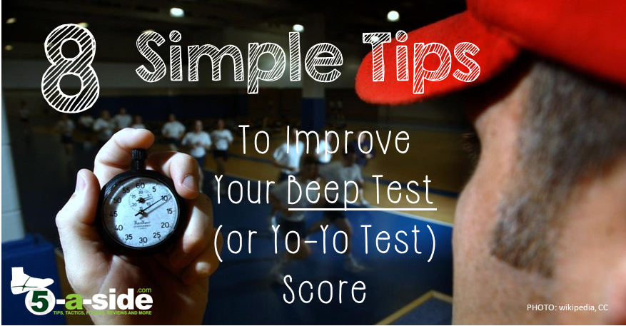 Tips To Improve Beep Test Yo Yo Test Score