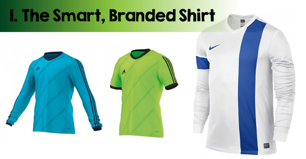 1. Smart Branded 5-a-side Kits. Cheap 5-a-side football kit