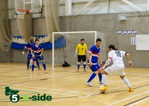 Sean Garnier Futsal Attacking 5-a-side