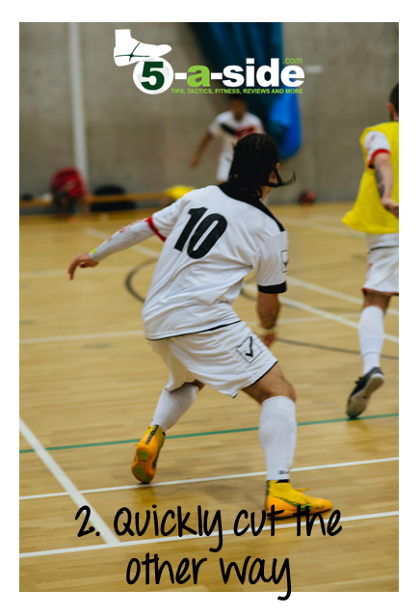Sean Garnier Futsal Movement Tips 2