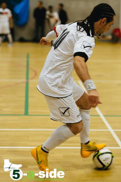 Sean Garnier Futsal Sole Control Tips Skills