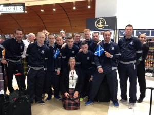 Scotland Minifootball 2014 Airport