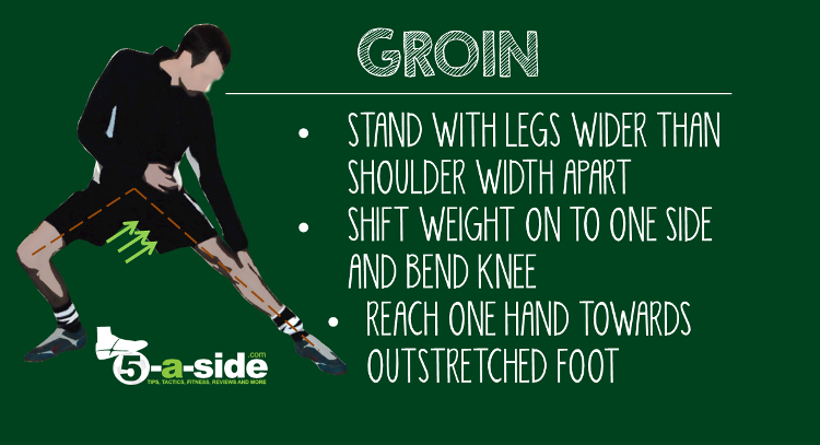 How to Cool-Down After a Game | 5-a-side.com
