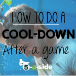 How to do a Cool-Down After a Game