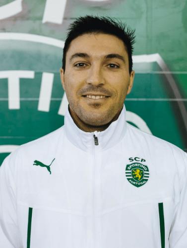 Cristiano Sporting Futsal Goalkeeper Portugal