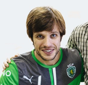 João Benedito: Sporting Futsal Goalkeeper No1