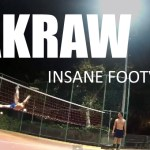 Sepak Takraw Insane Footvolley