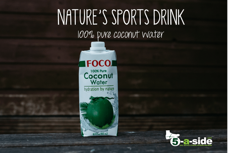 Coconut Water Nature's sports drink Foco