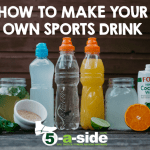 How to make your own sports drink guide