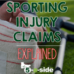 Sporting Injury Claims Explained Lawyer Compensation