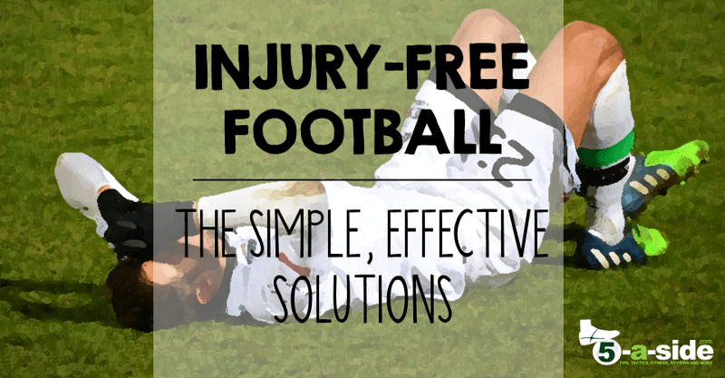 Avoiding & Managing Injury for Football